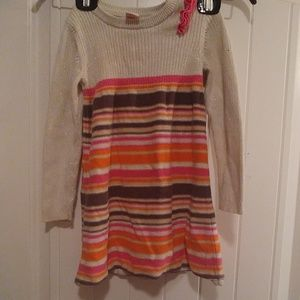 Genuine kids by Oshkosh sweater dress.